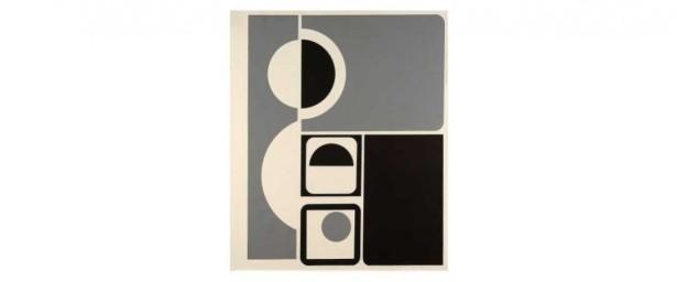 Obra Integracion -Jorge Riveros 1970